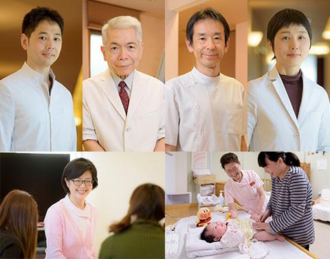 吉田病院スタッフ